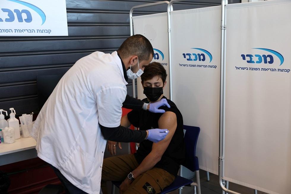 منظمة إسرائيلية: النتائج الأولية للقاح