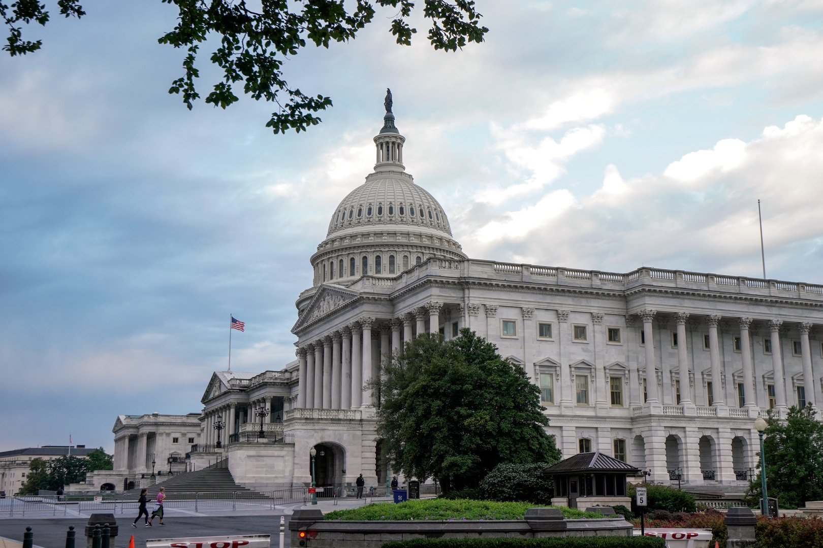 مقر الكونغرس الأمريكي.