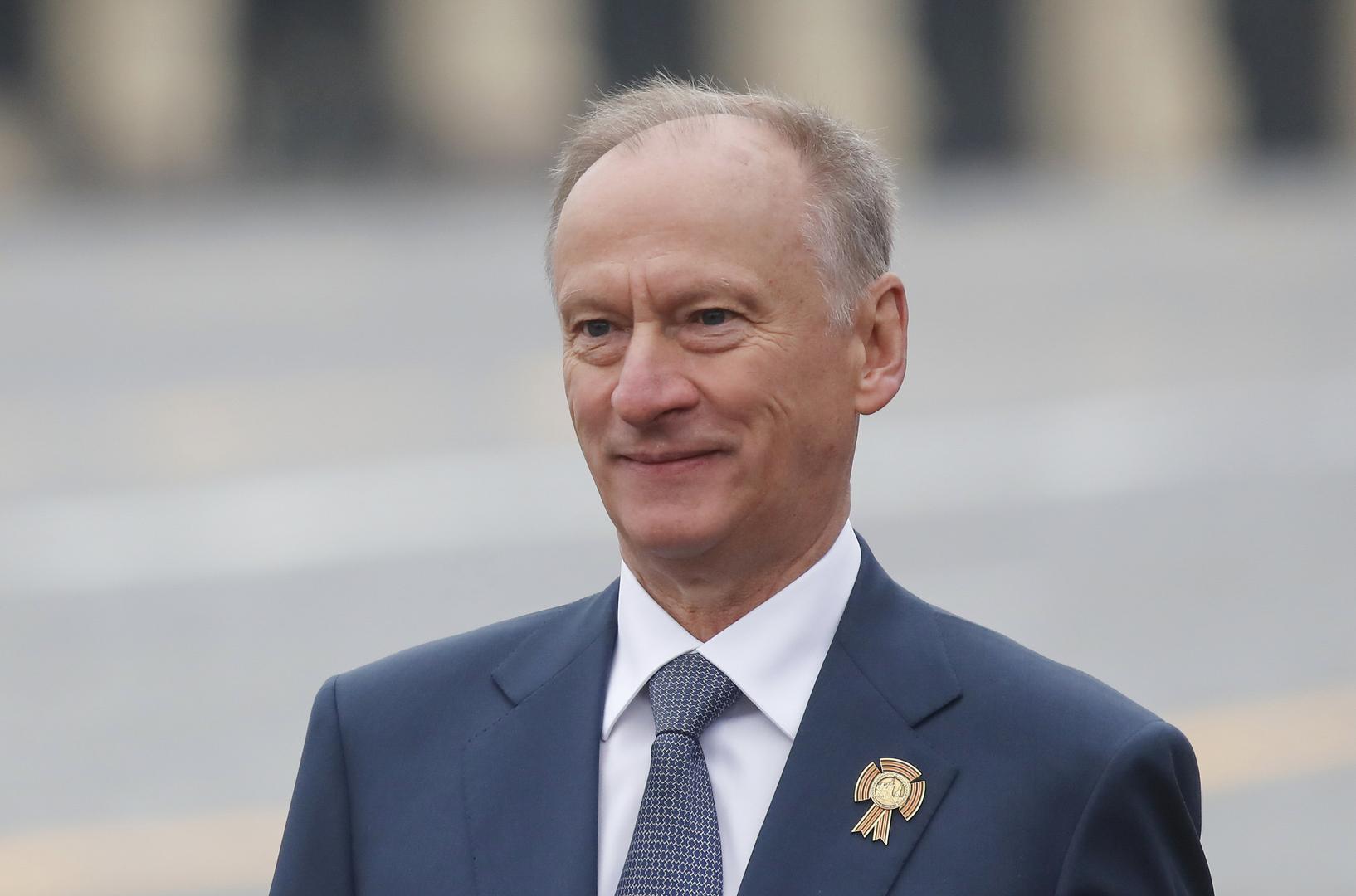 باتروشيف: نافالني يحتاجه الغرب لزعزعة الاستقرار في روسيا