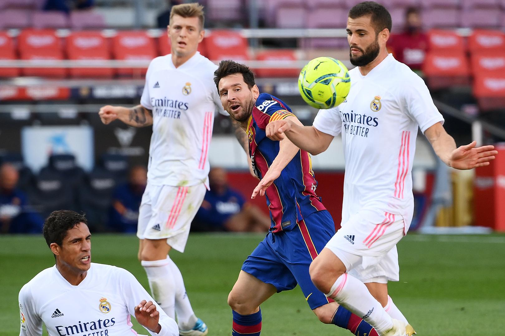 ريال مدريد يعلن إصابة مدافعه بفيروس كورونا