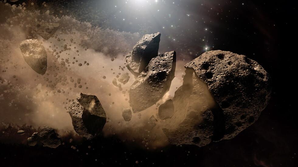 5 كويكبات تقترب من الأرض مع اقتراح عالم فلكي فكرة