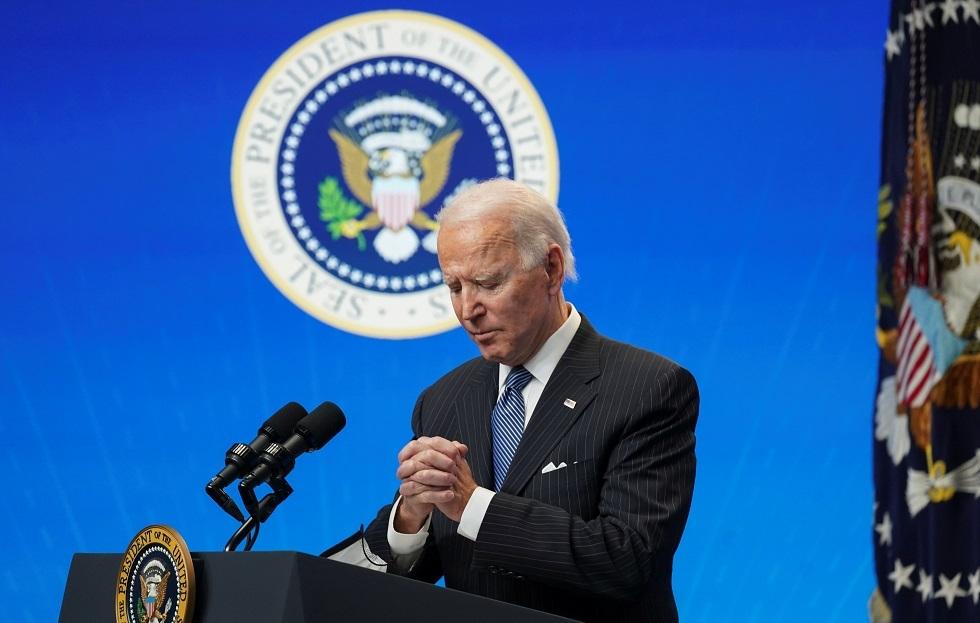 مسؤول أمريكي: سياسة بايدن ستكون دعم حل وجود دولتين إسرائيلية وفلسطينية تنعم بمقومات البقاء