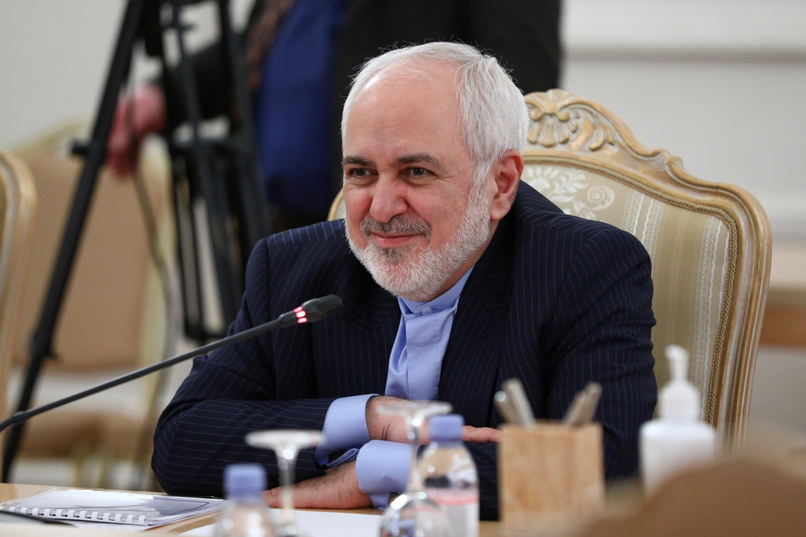 ظريف: واشنطن من خرق الاتفاق النووي بدون سبب وينبغي عليها تصحيح الخطأ