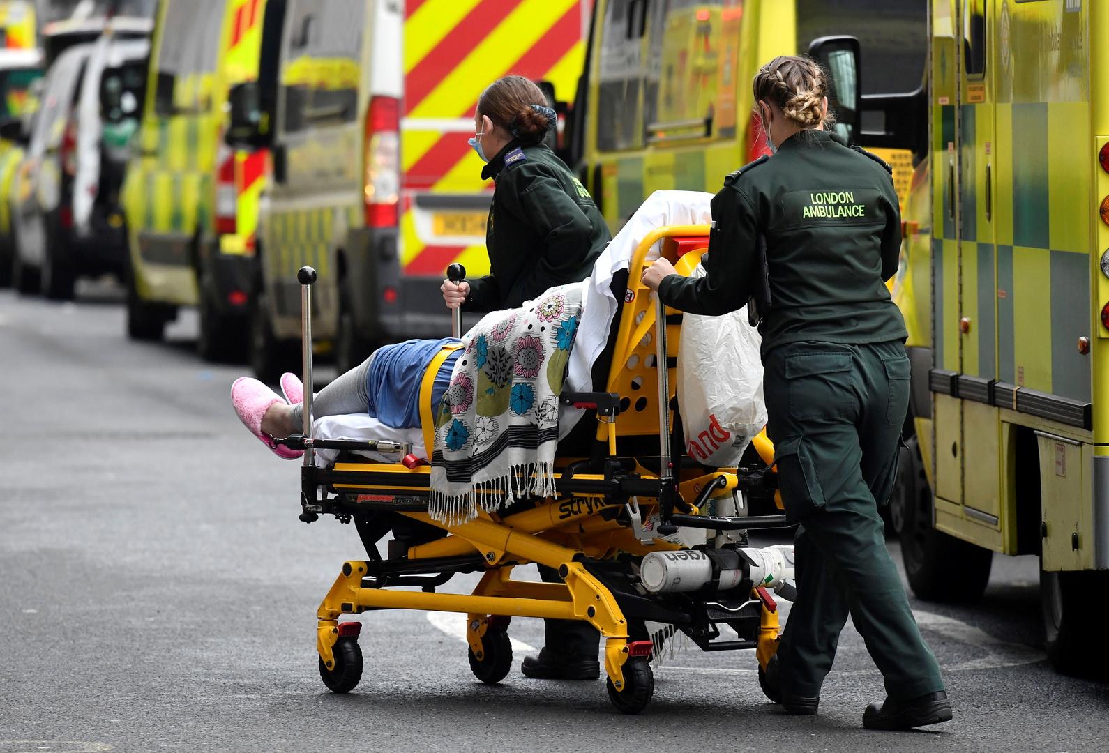 جونسون: أتحمل مسؤولية ارتفاع أعداد الوفيات بكورونا