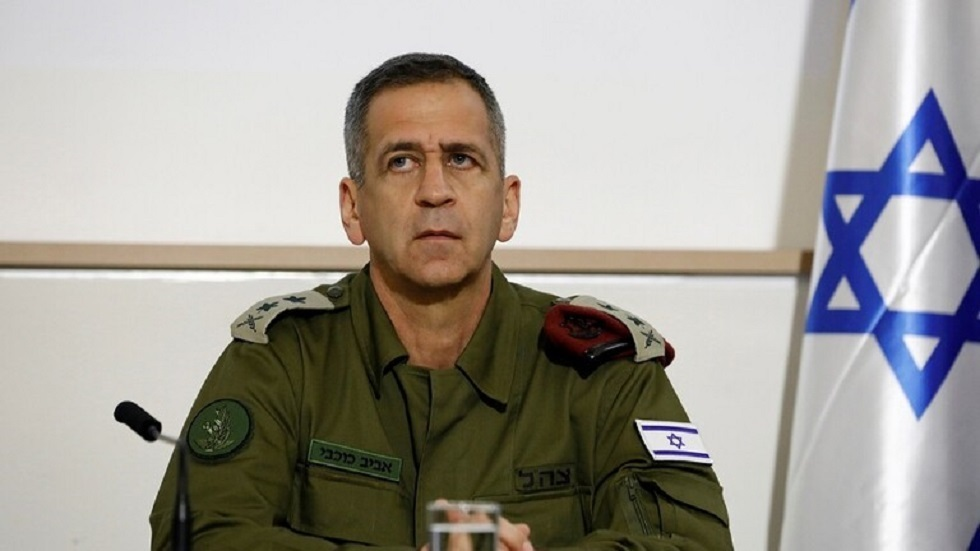 غانتس منتقدا تنديد قائد أركان إسرائيل بإدارة بايدن: الخطوط الحمراء ترسم في الغرف المغلقة