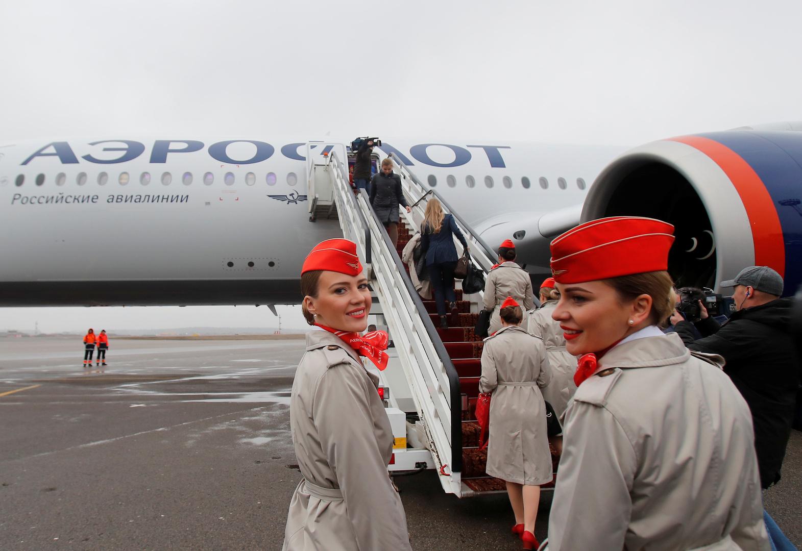روسيا تستأنف حركة الطيران مع 4 دول من ضمنها دولة عربية