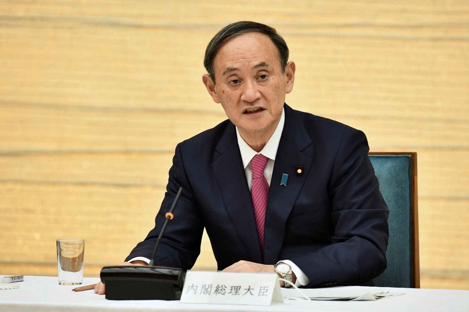 بسبب الملاهي الليلة..رئيس الوزراء الياباني يعتذر من الشعب