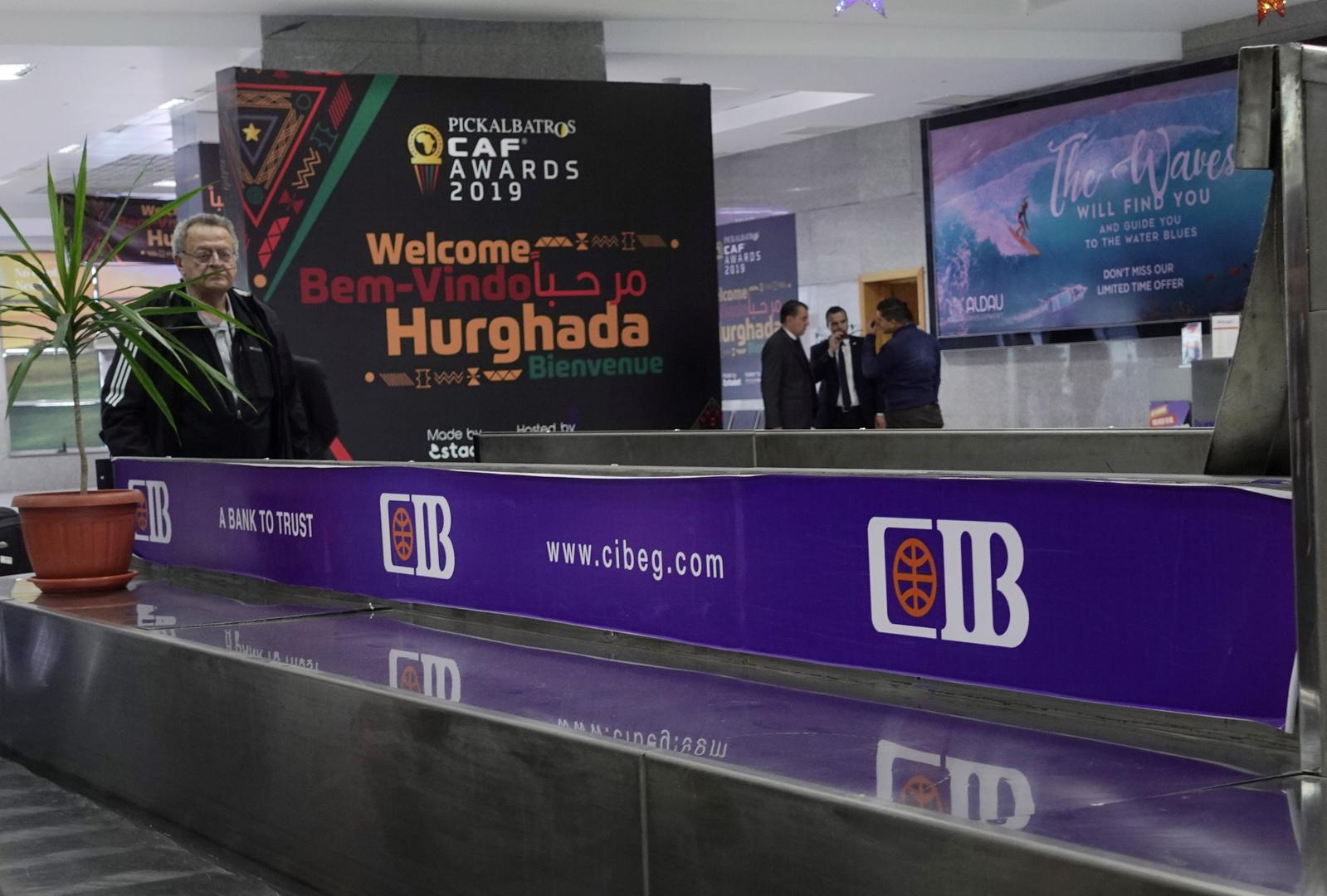 وسائل إعلام: وفد روسي يتفقد مطار الغردقة وتوقعات باستئناف الرحلات السياحية قريبا