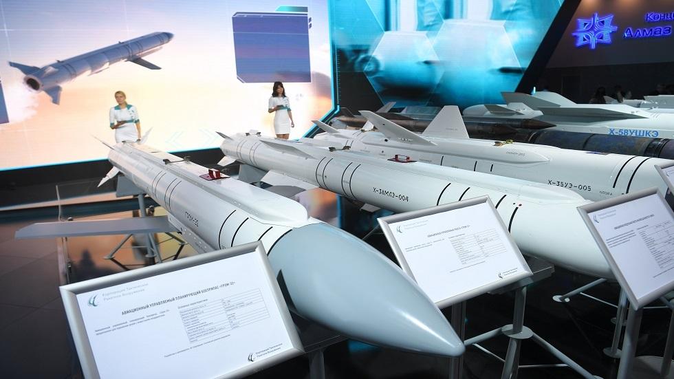 شركة روسية تكشف عن تفاصيل الأسلحة التي يحملها درون