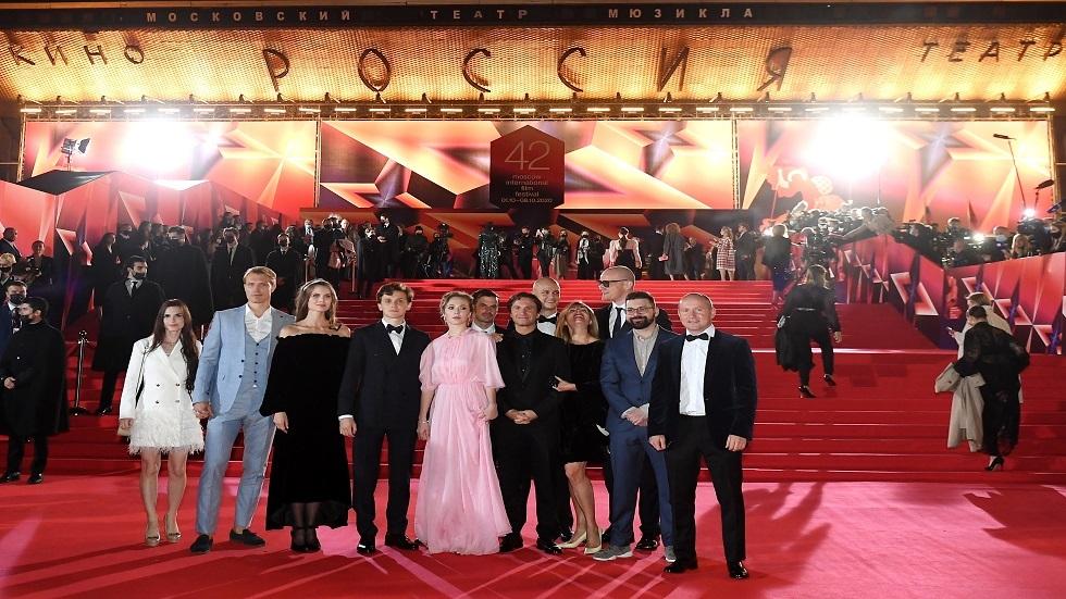 مهرجان موسكو السينمائي عام 2021 يقام بحضور المشاهدين