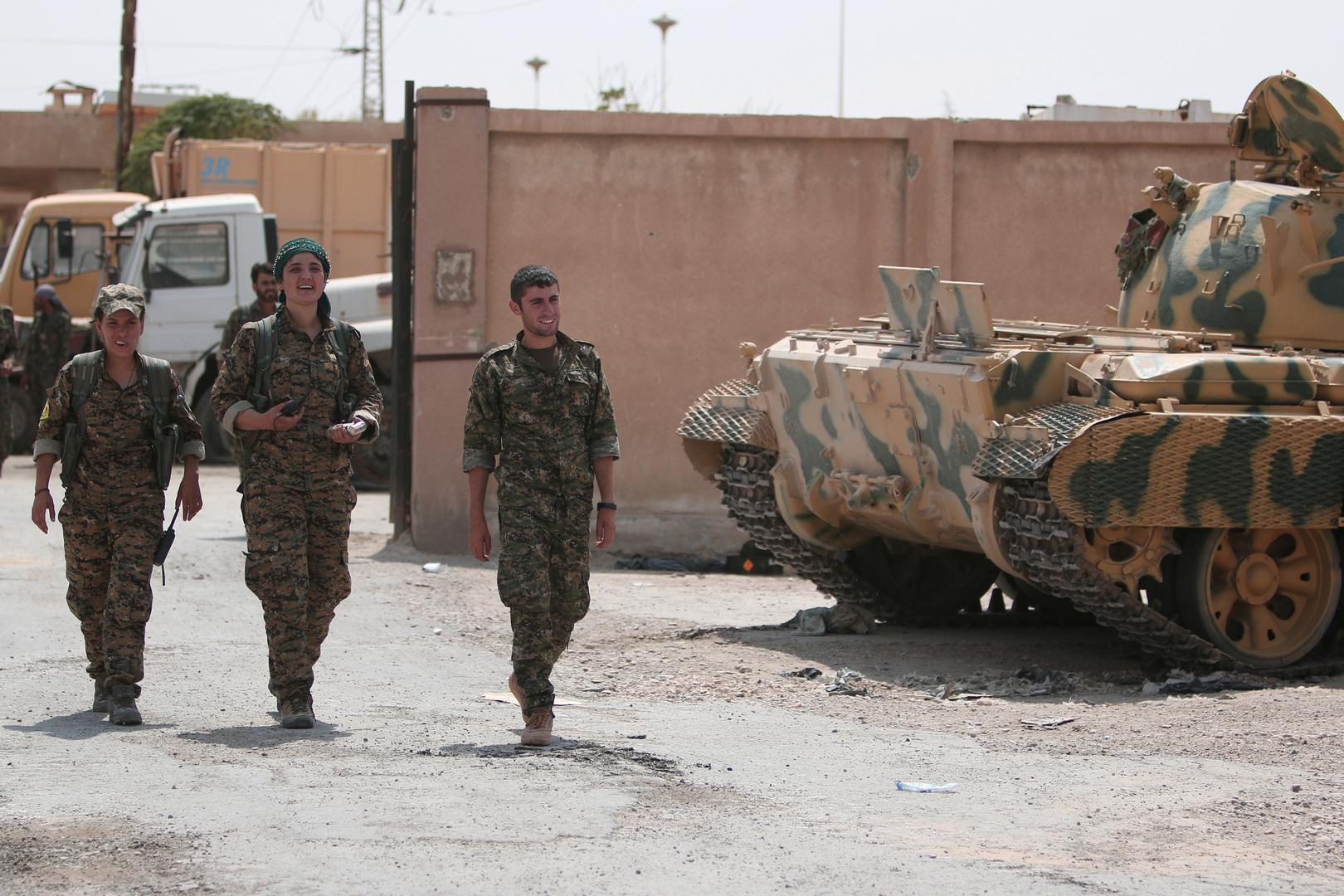 يجرّون روسيا إلى معارك ضد الأكراد في سوريا