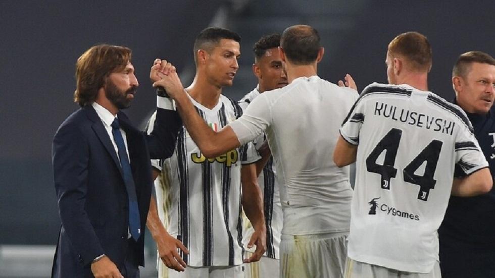 رونالدو خارج قائمة يوفنتوس لمواجهة سبال في كأس إيطاليا