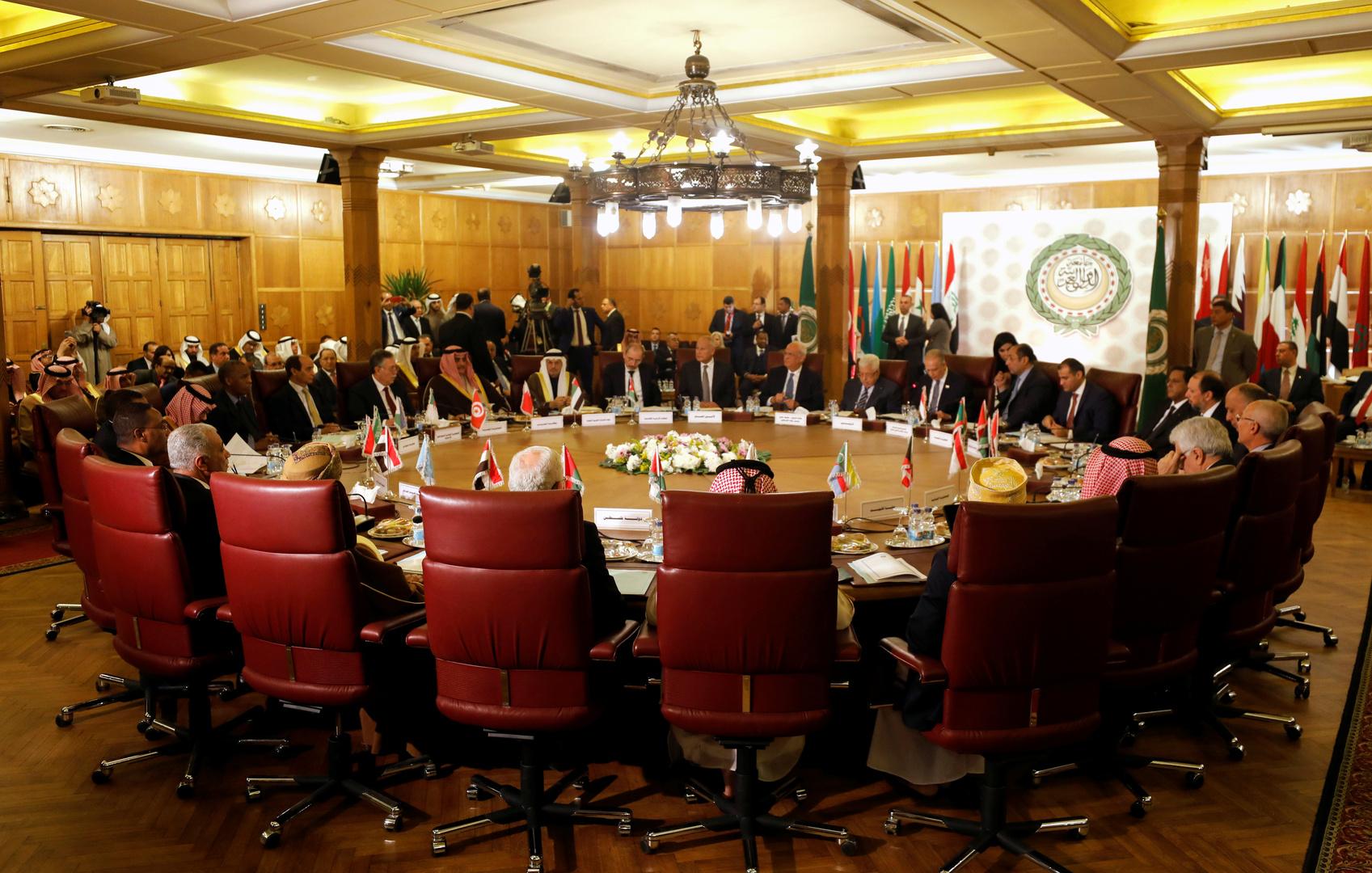 اجتماع لوزراء الخارجية العرب في القاهرة، أرشيف