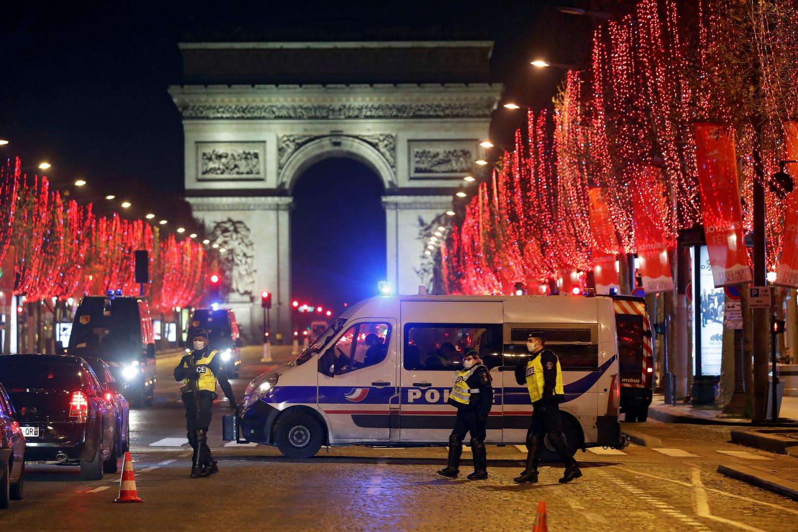 فرنسا.. عناصر شرطة يواجهون عقوبة بعد خرقهم قواعد الوقاية من كورونا