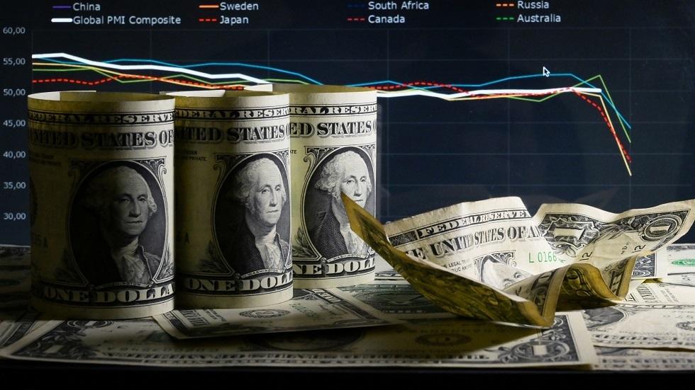 الاقتصاد الأمريكي يسجل أسوأ أداء منذ الحرب العالمية الثانية