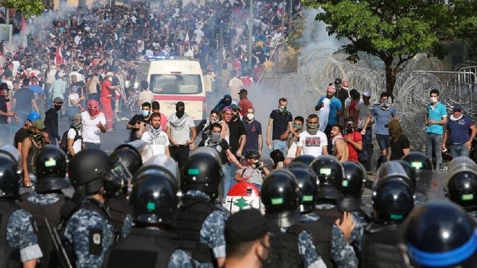 الاحتجاجات في لبنان - أرشيف