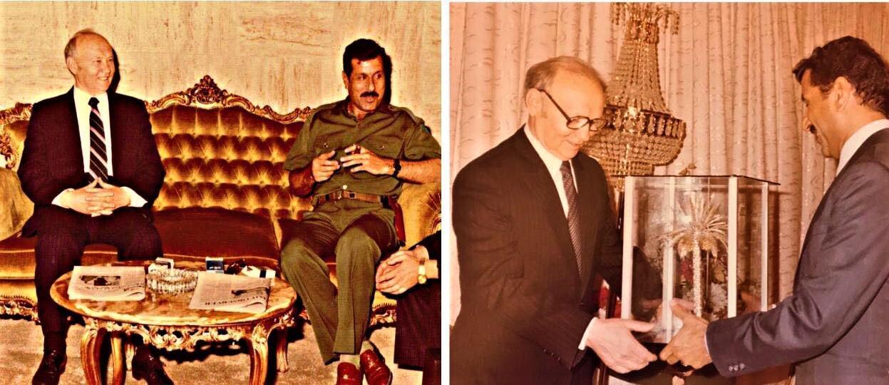 لماذا صفى صدام حسين صندوقه الأسود بعد غزو الكويت؟