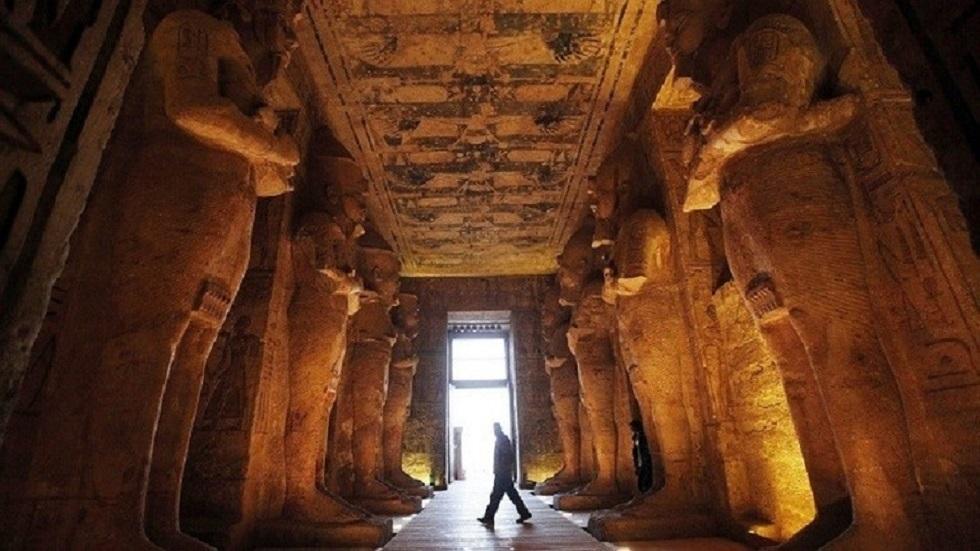 الآثار المصرية - أرشيف