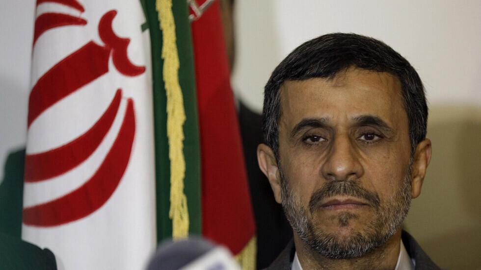 أحمدي نجاد: بعثت برسالة إلى بايدن بعد فوزه في الانتخابات وصليت من أجله