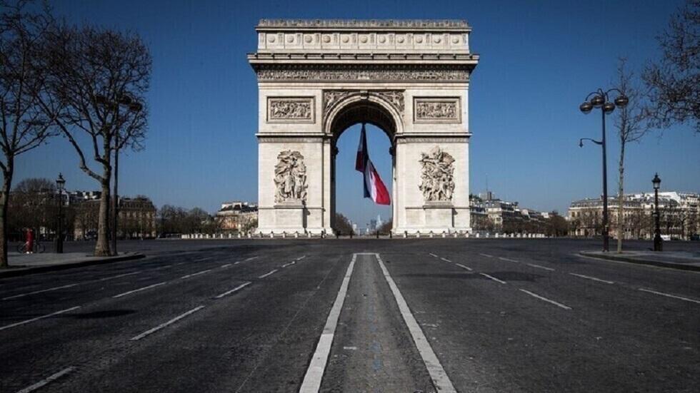 حظر التجوال في فرنسا - أرشيف