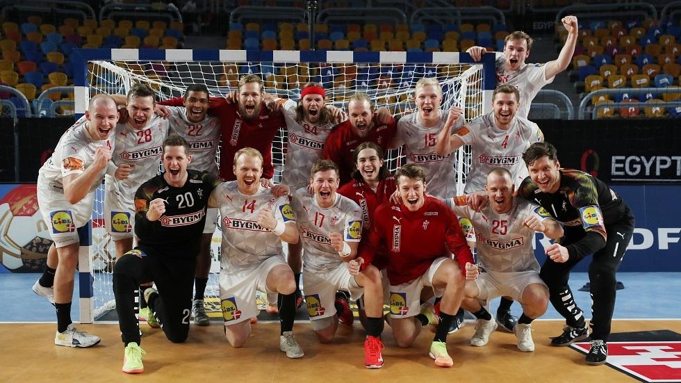 مونديال اليد.. الدنمارك تقصي إسبانيا وتضرب موعدا مع السويد في النهائي (فيديو)