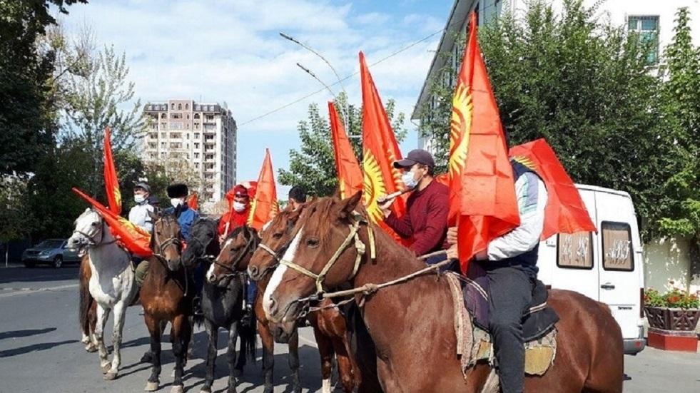 اعتقال مسؤول قرغيزي بتهمة الرشوة