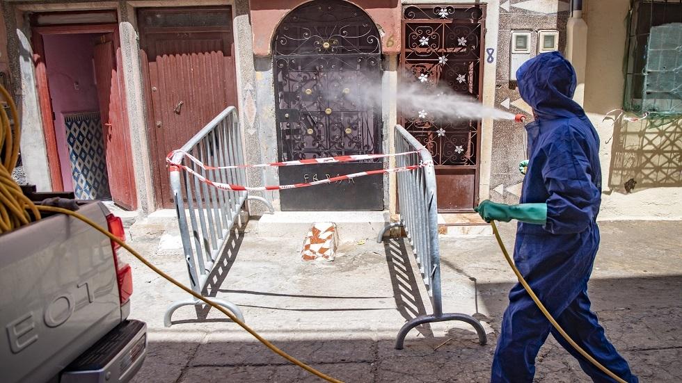 الإجراءات الوقائية في المغرب - أرشيف