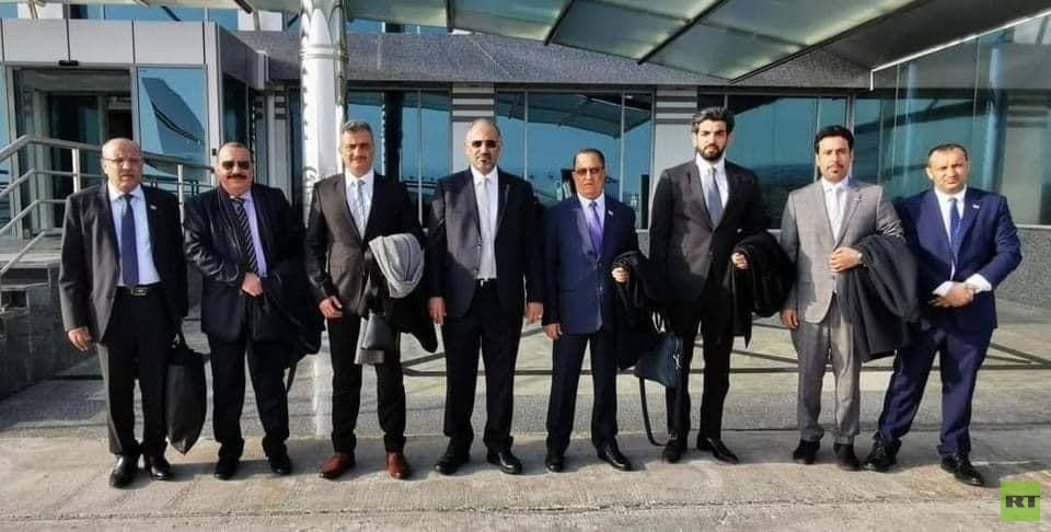 President of the Southern Transitional Council of Yemen to Moscow on an official visit