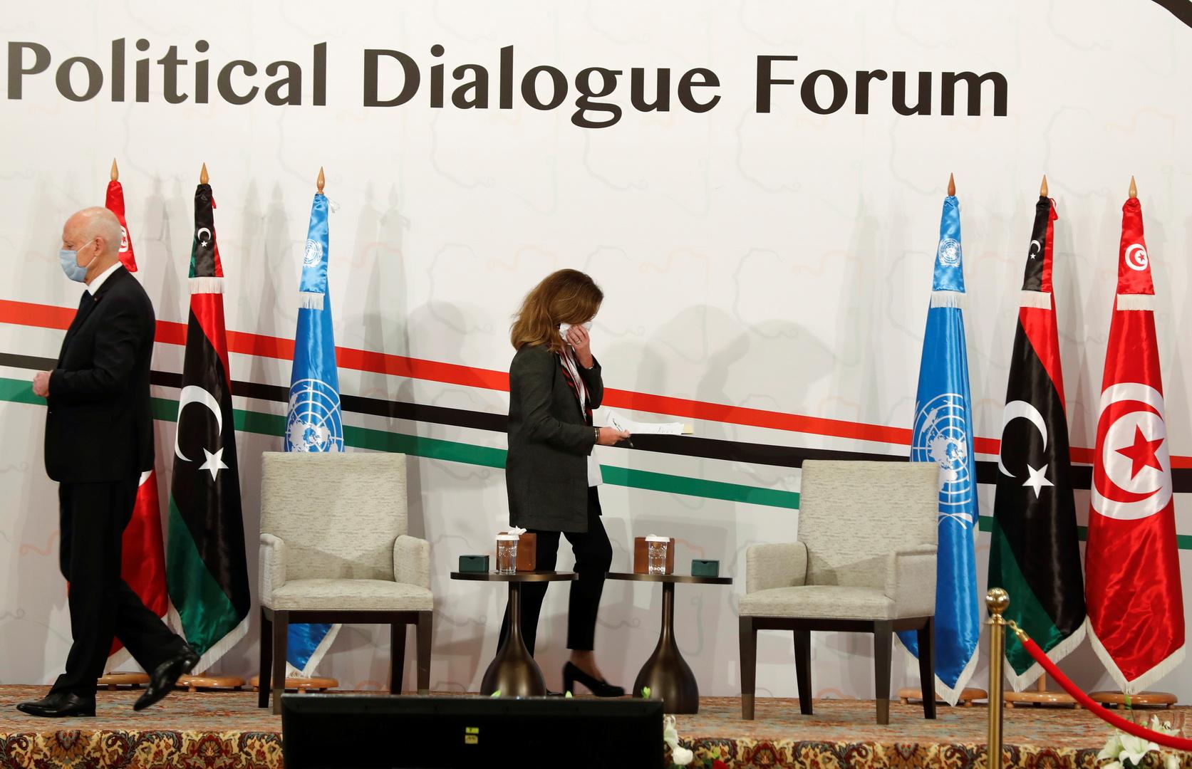 البعثة الأممية تعلن اختصاصات المجلس الرئاسي الليبي وحكومة الوحدة الوطنية