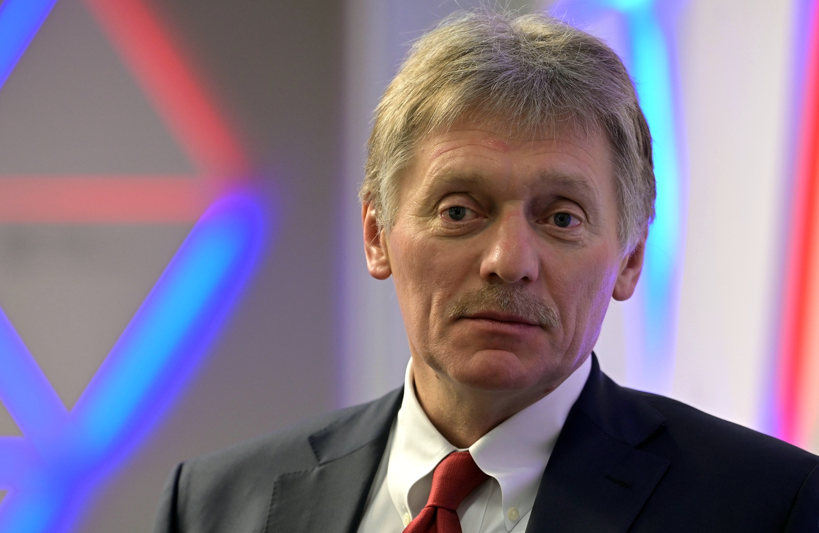 المتحدث باسم الرئاسة الروسية، دميتري بيسكوف