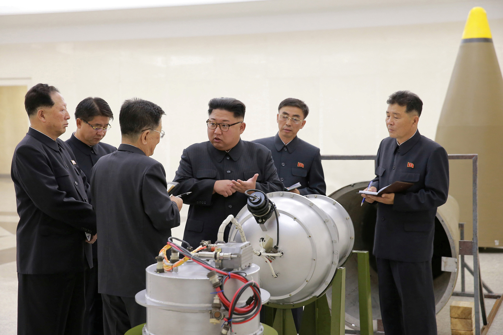 South Korea .. Disclosure of a suspicious project to build a secret nuclear plant in North Korea