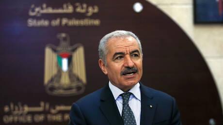 اشتية يعد بتذليل كافة العقبات لإنجاح الانتخابات الفلسطينية
