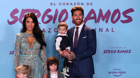 زوجة راموس لها الكلمة العليا في مستقبله مع ريال مدريد