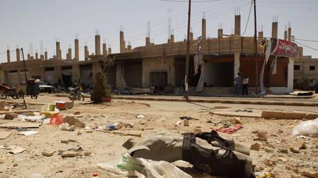 سوريا.. إصابة 3 مدنيين بانفجار عبوتين ناسفتين في ريف درعا