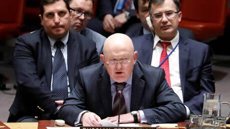 نيبينزيا يدعو إدارة بايدن لدعم المبادرة الروسية لعقد قمة خماسية لمجلس الأمن