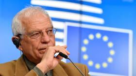 الاتحاد الأوروبي يدعو إيران للتخلي عن تخصيب اليورانيوم بنسبة نقاء 20%
