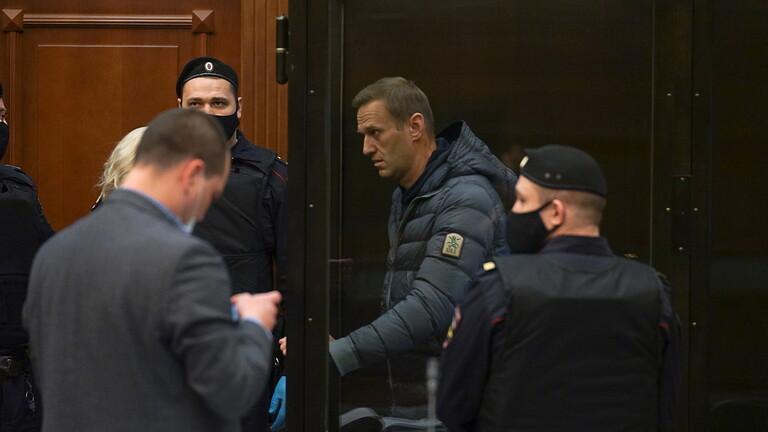 موسكو تطالب بعدم التدخل في شؤونها بعد دعوات غربية للإفراج عن نافالني 60199f824c59b71ad76e9421