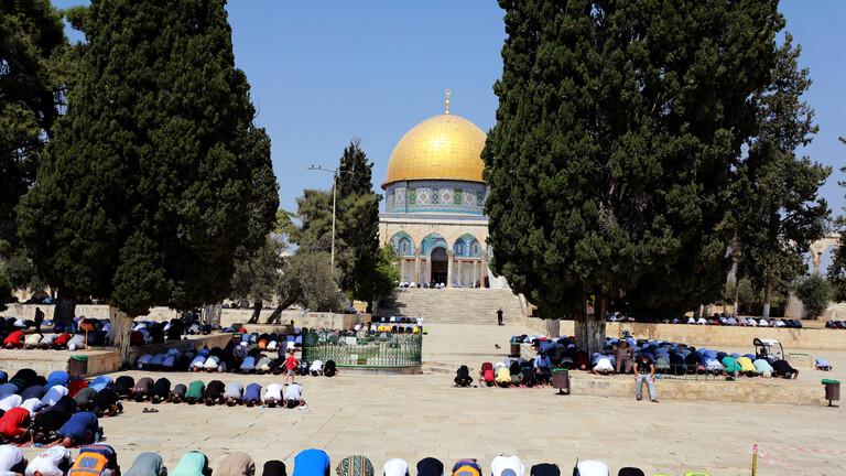 رئيس بلدية القدس: زيارة المساجد ستمنع عن المسلمين غير الحاصلين على لقاح كورونا 60229cf24c59b7715f73dc5d