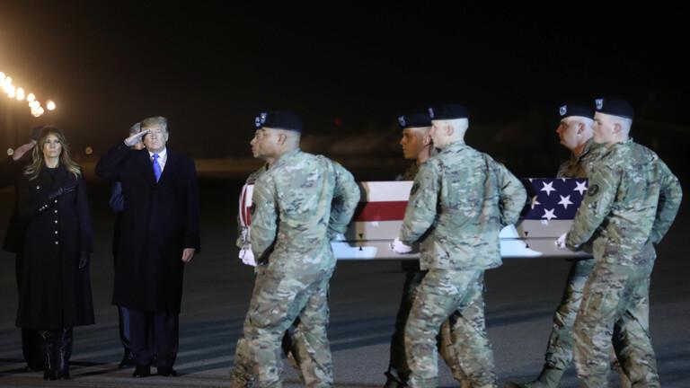 تقارير: مرور عام دون مقتل أي جندي أمريكي في أفغانستان 6022b2c1423604631848853a