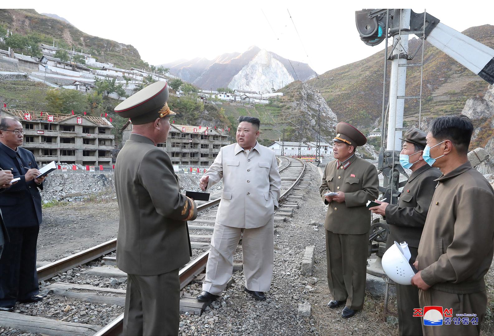 زعيم كوريا الشمالية كيم جونغ أون، أرشيف