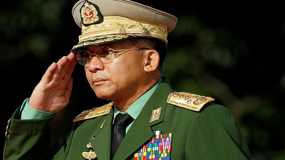 Myanmar army hands over power to a general accused of