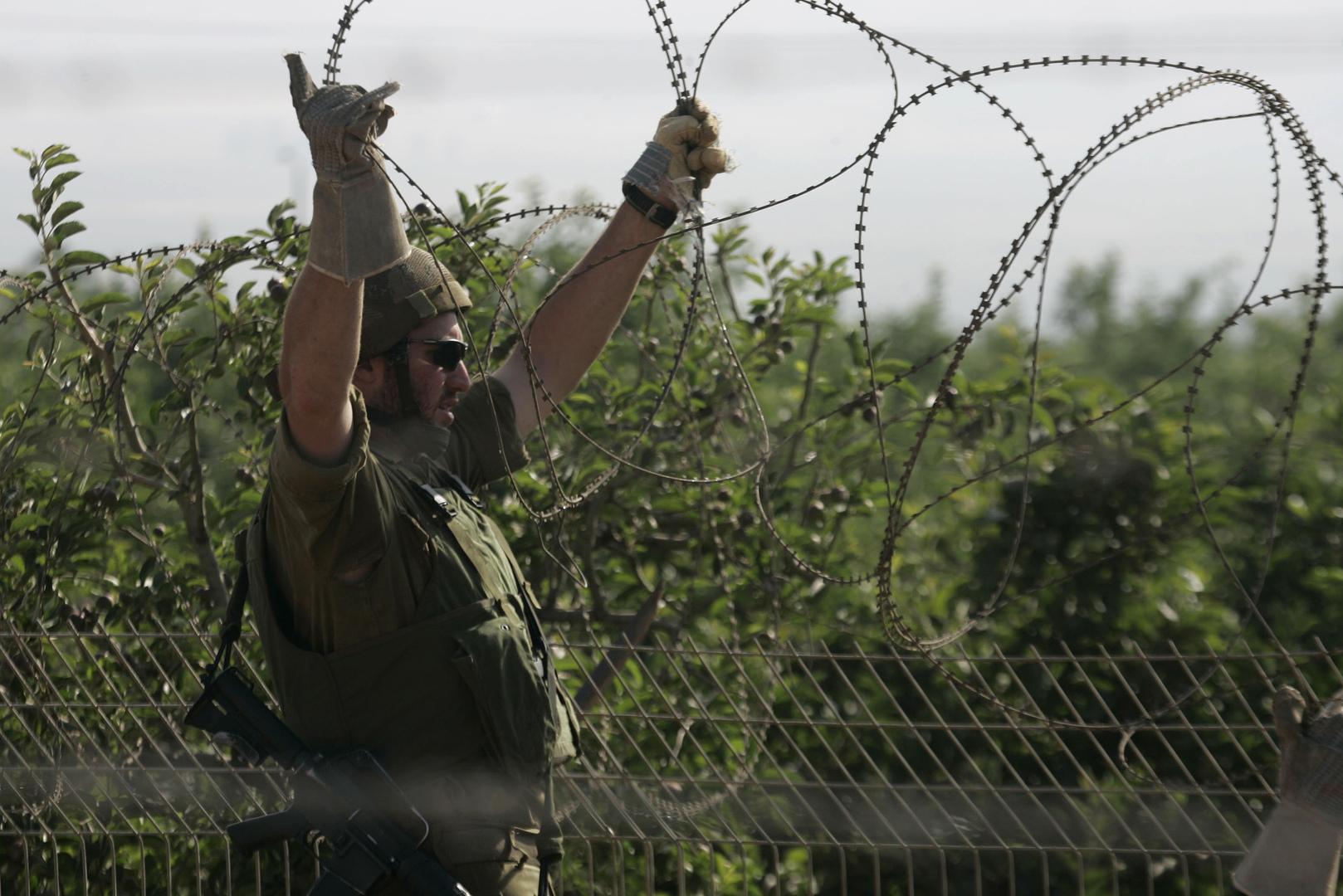 الجيش الإسرائيلي يعلن سقوط مسيرة داخل لبنان و