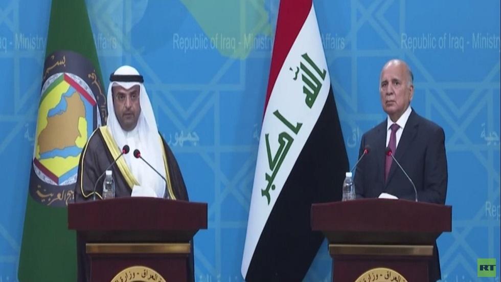 مجلس التعاون الخليجي يؤكد دعمه سيادة العراق