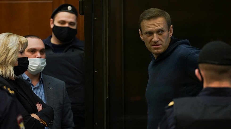 The Russian judiciary sentences Navalny to 3.5 years in prison