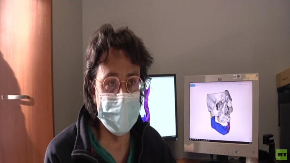 طباعة ثلاثية الأبعاد تساعد بترميم وجوه البشر