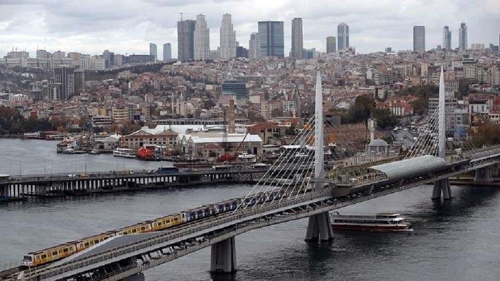 مدينة اسطنبول التركية - أرشيف