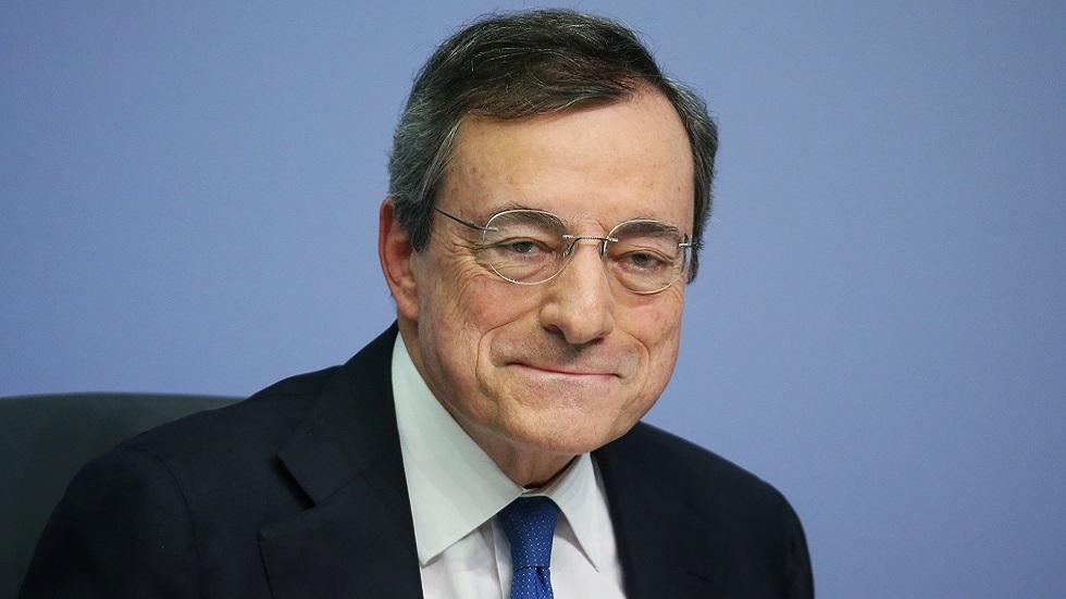 الرئيس السابق للمصرف المركزي الأوروبي ماريو دراغي