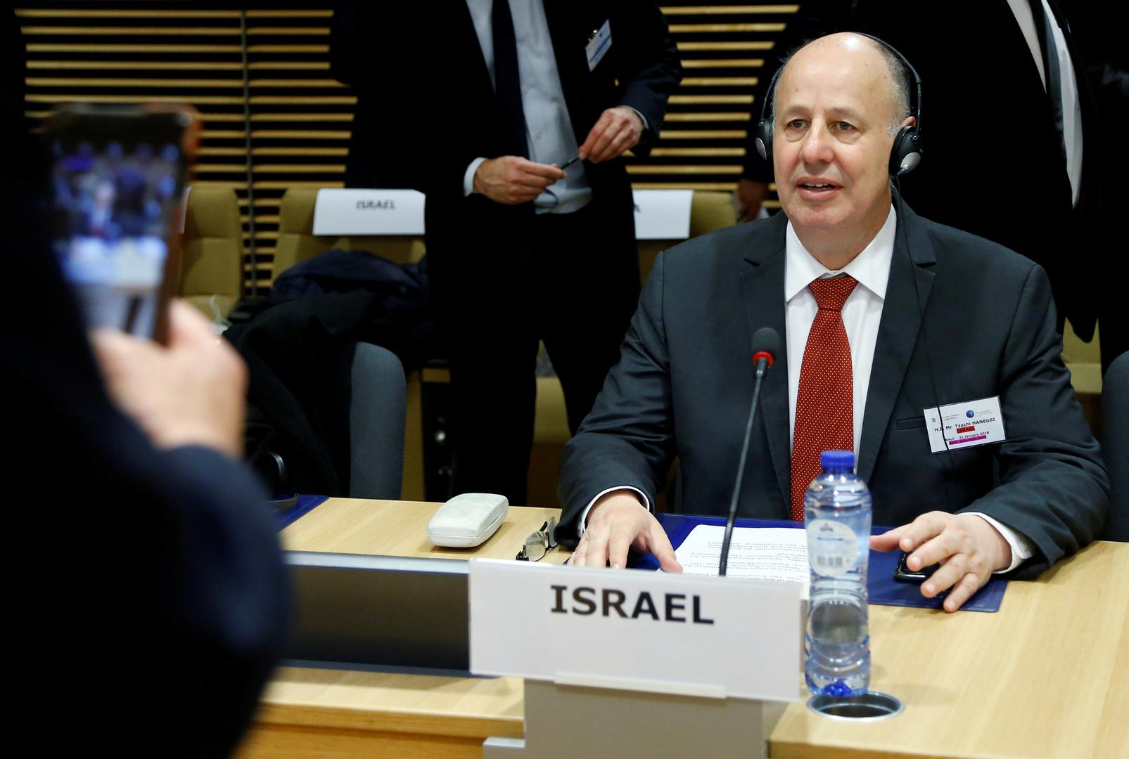 وزير إسرائيلي: واشنطن لن تهاجم إيران وسنضطر للعمل بشكل مستقل لإزالة الخطر