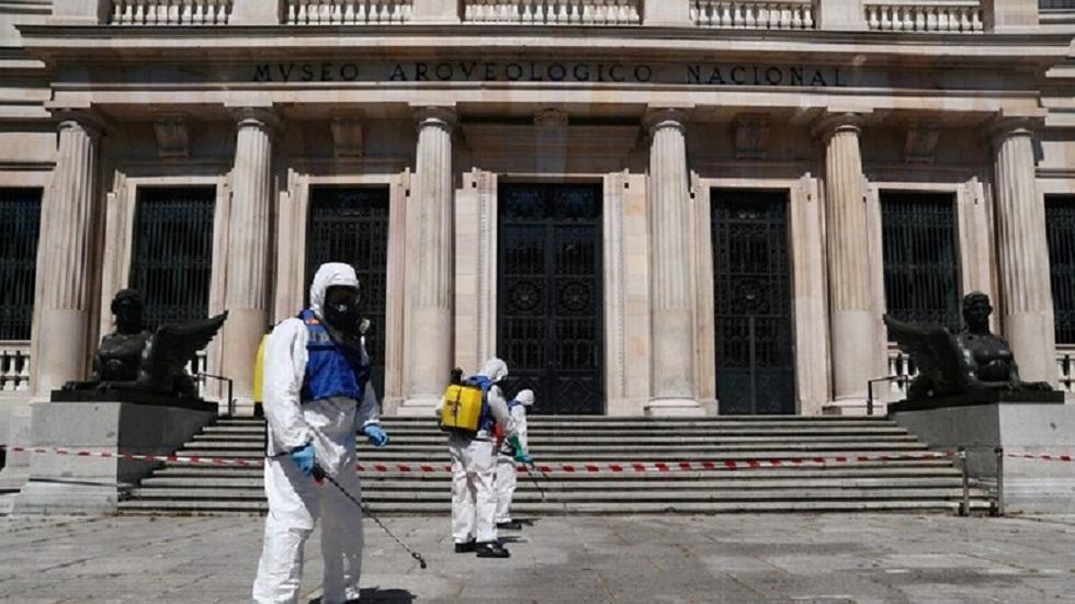 وفيات كورونا في إسبانيا تتجاوز الـ60 ألفا