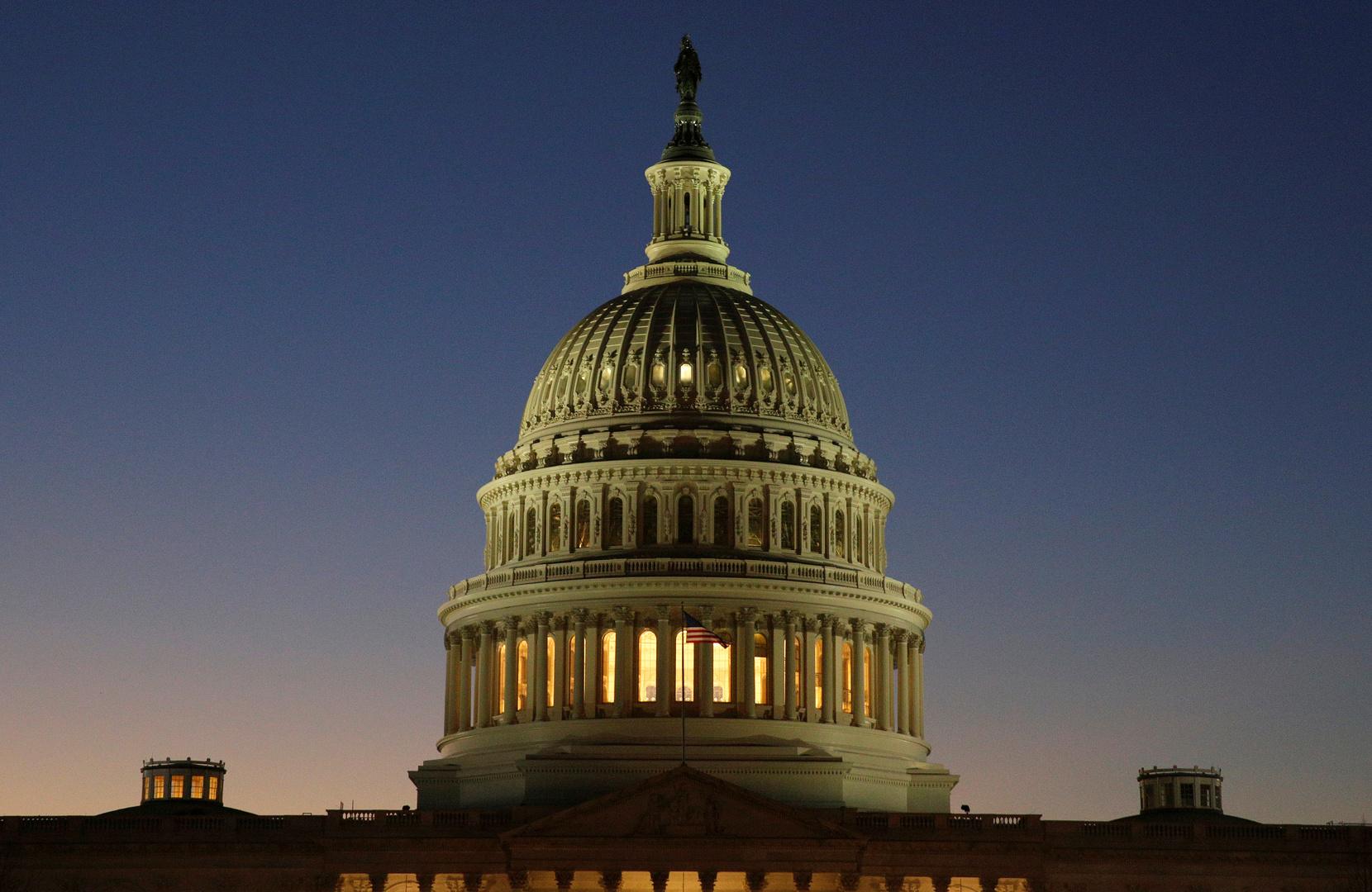 مشروع قرار في الكونغرس يطالب بحرمان الصين من استضافة الألعاب الأولمبية الشتوية